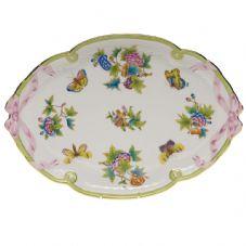 Herend VBO - Queen Victoria Ribbon Tray